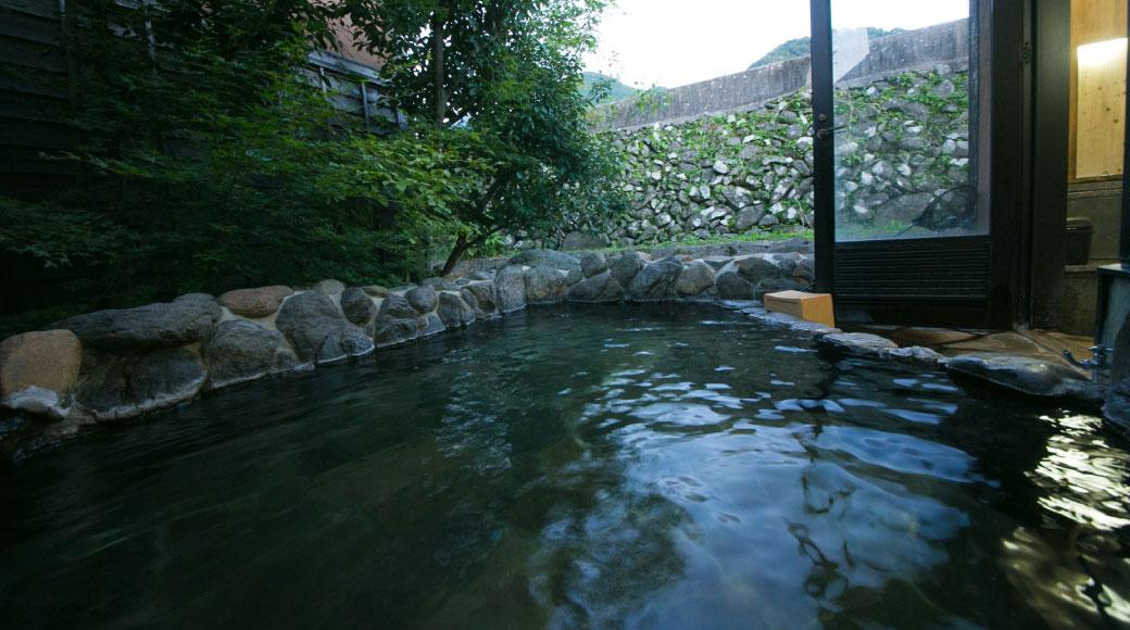 露天風呂&大浴場